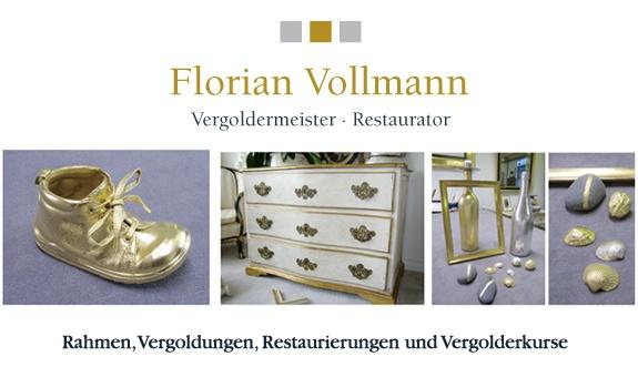 Vollmann, Florian Restaurator-Vergoldermeister