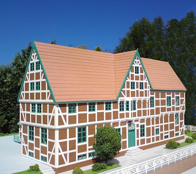 Architekturmodelbau Gutenberg