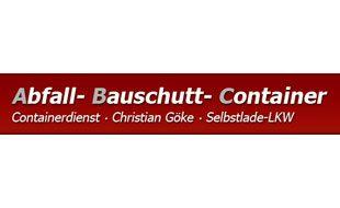 ABC Abfall Bauschutt Container Göke