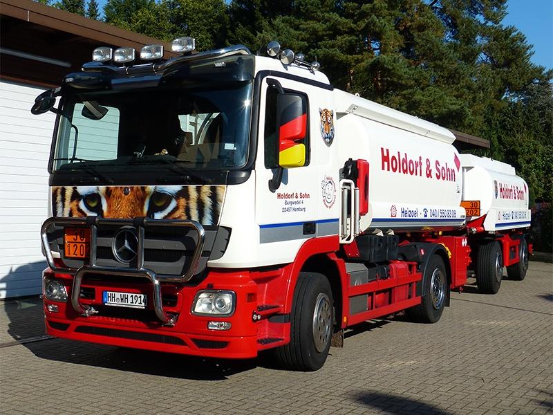 Brennstoff-Vertrieb Wilhelm Holdorf & Sohn