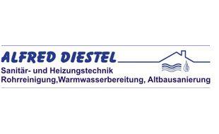 Logo von Diestel Alfred GmbH Sanitäranlagen und Klempnerei