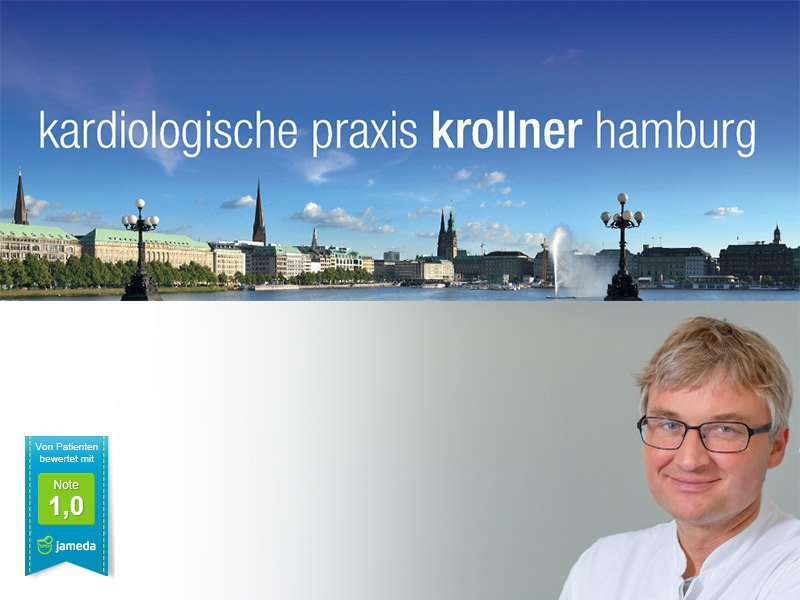 Kardiologische Privatpraxis Krollner Hamburg