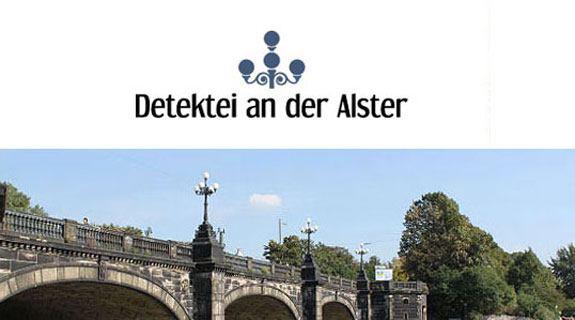 Detectei an der Alster Haselhorst