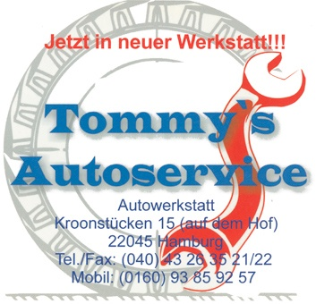 Tommy's Autoservice