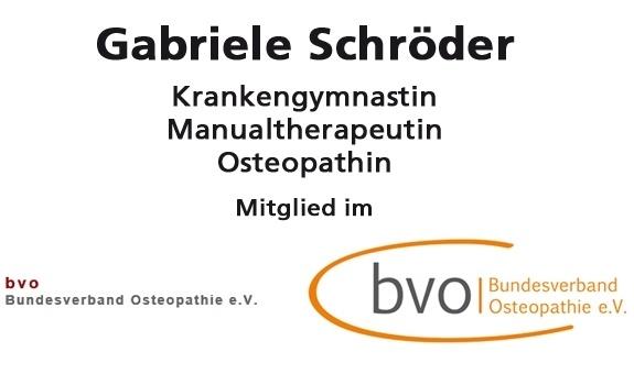 Krankengymnastik Gabriele Schröder