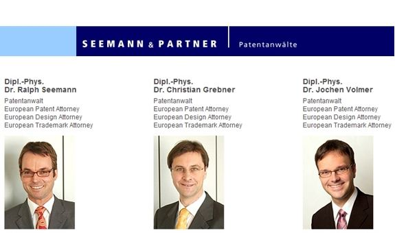Seemann & Partner Patentanwälte mbB