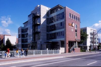 Baugenossenschaft Dennerstraße-Selbsthilfe eG