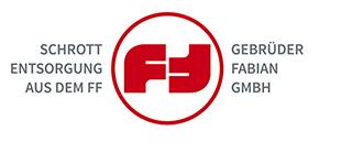 Logo von Gebrüder Fabian GmbH Schrotthandel