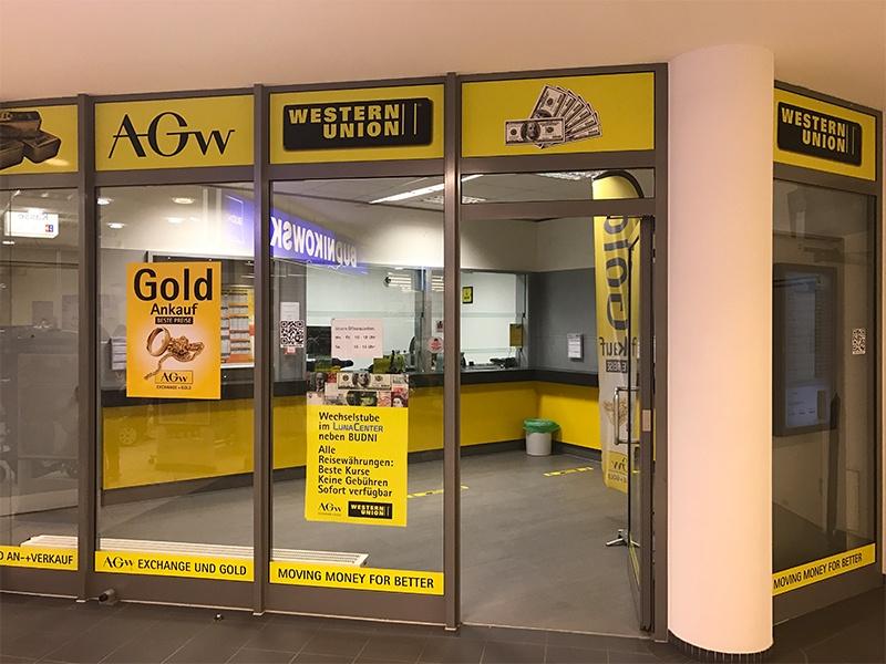 AGw Allgemeine Geldwechsel Förster GmbH