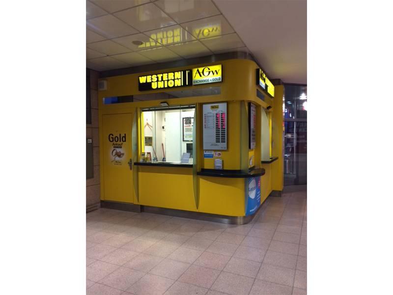 AGw Allgemeine Geldwechsel Förster GmbH Filiale Billstedt Center