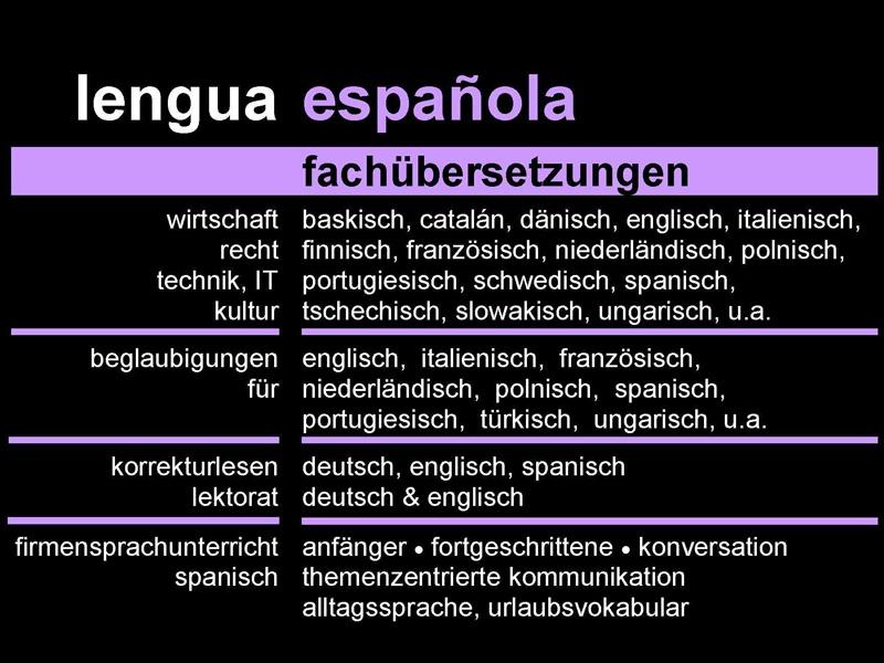 lengua española m. lindemann