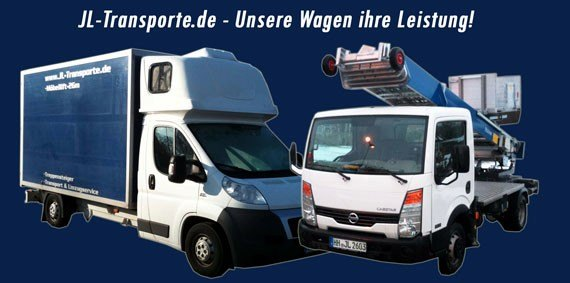JL-Transporte aus Hamburg