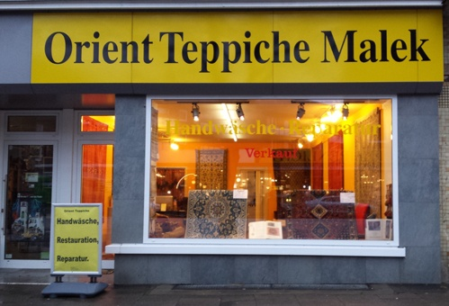 Orientteppich Malek