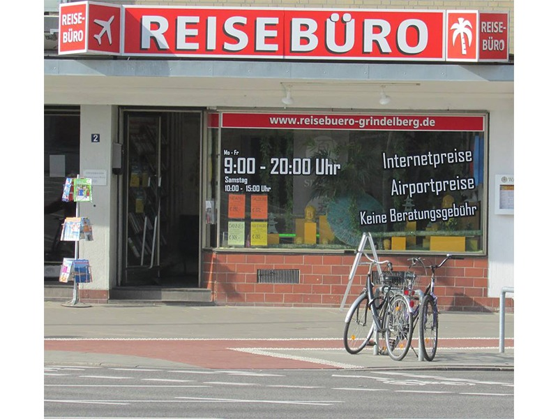 Reisebüro Grindelberg GmbH