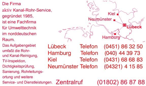 aktiv Kanal-Rohr-Service GmbH