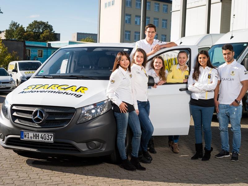Autovermietung STARCAR GmbH Kraftfahrzeugvermietung
