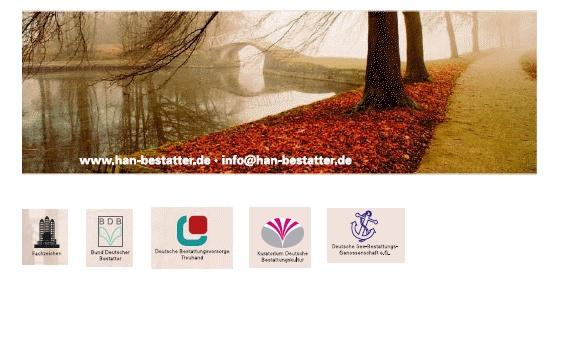Beerdigungs-Institut St. Anschar Bernhard Han & Sohn GmbH