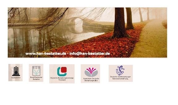 Beerdigungsinstitut Bernhard Han & Sohn GmbH