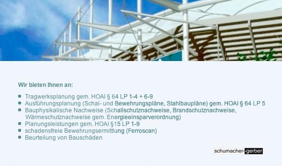 Ing.Büro schumacher + gerber