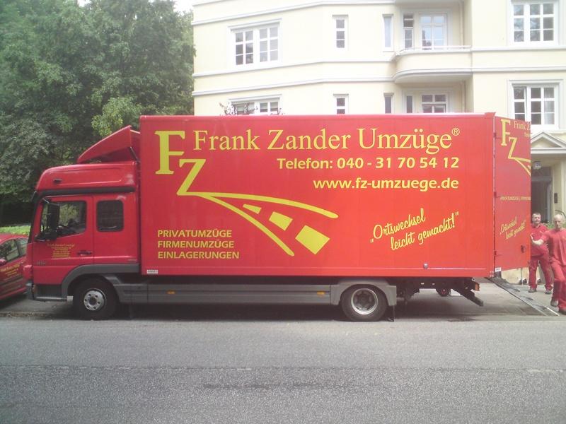 Frank Zander Umzüge e.K.