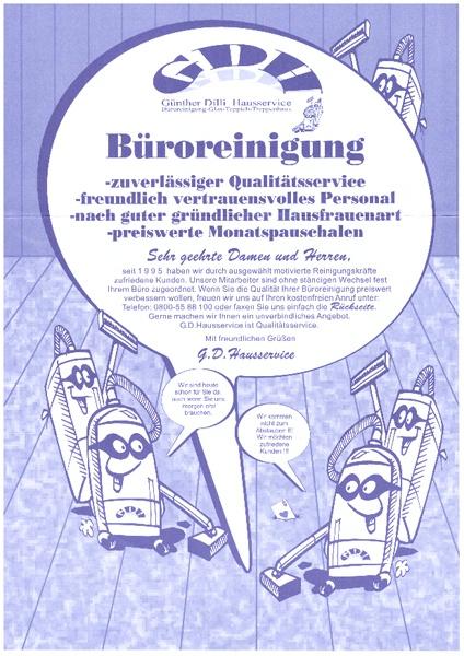 GDHausservice Günther Dilli