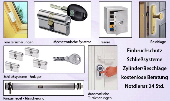 Jan-Peter Wallichs Schlüssel und Schlösser Schlüsselnotdienst