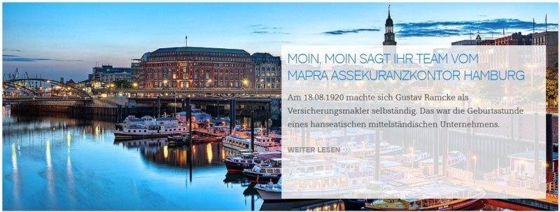 MAPRA Assekuranzkontor Hamburg GmbH