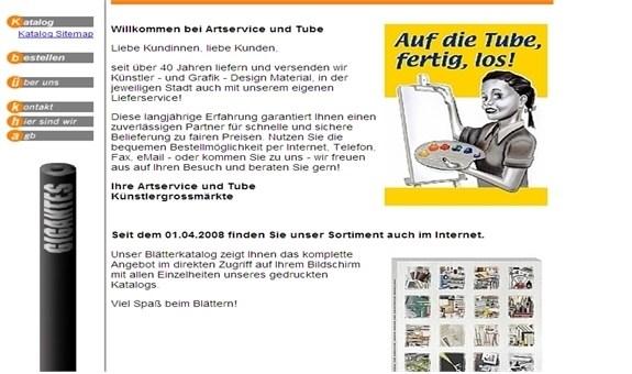 Artservice + Tube