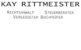 Logo von Rittmeister Kay Rechtsanwalt, Steuerberater, vereidigter Buchprüfer Rechtsanwalt