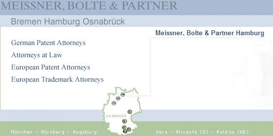 Meissner Bolte Partnerschaft mbB