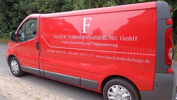 Faasch Fußbodensanierung GmbH