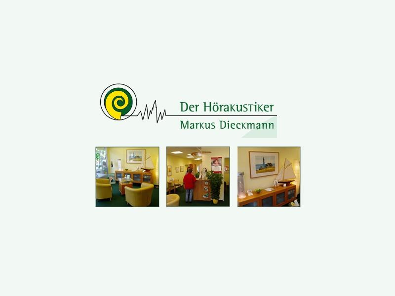 Dieckmann Markus der Hörakustiker