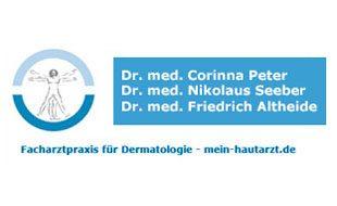 Altheide Friedrich Dr.med., Peter Corinna Dr.med. u. Seeber Nikolaus Dr.med.
