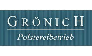 Grönich Polstern und Restaurieren Polsterei Restauration