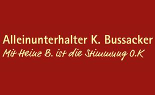 Logo von Bußacker Karlheinz Musikkappelle