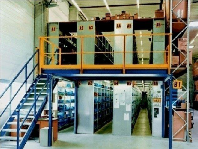 FM Stahlregale GmbH Lager- u. Betriebseinrichtungen Möbelsysteme