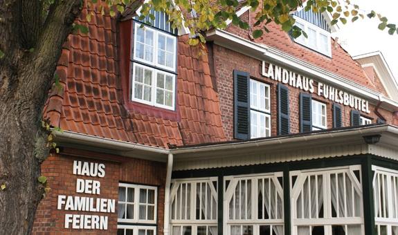 Landhaus Fuhlsbüttel Das Haus der Familienfeiern