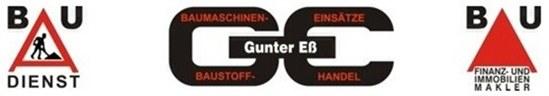 Eß Gunter, Bau- & Industrie-Vertretungen, Baumaschinen-Einsatzvermittlungen
