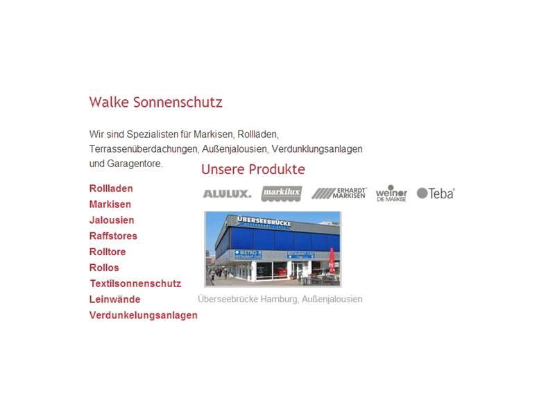 Walke Sonnenschutzanlagen GmbH