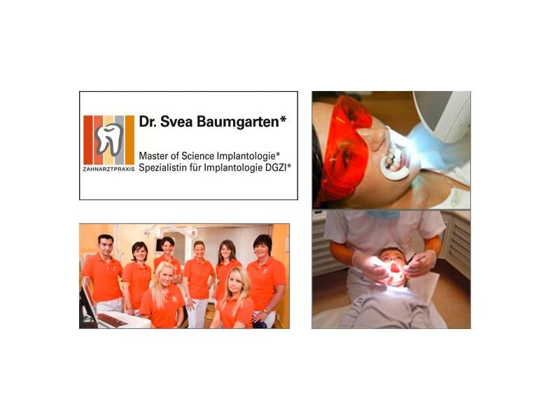 Dr. med. dent. Svea Baumgarten MSc aus Hamburg