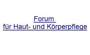 Kükel Christa Forum für Haut und Körperpflege