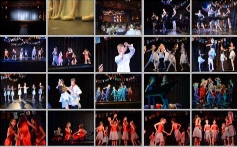 Schule für Tanz und Bewegung