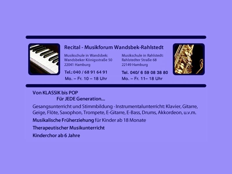 Musikforum Wandsbek
