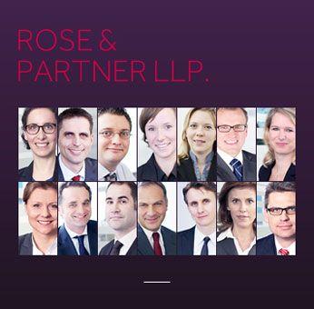 ROSE & PARTNER LLP
