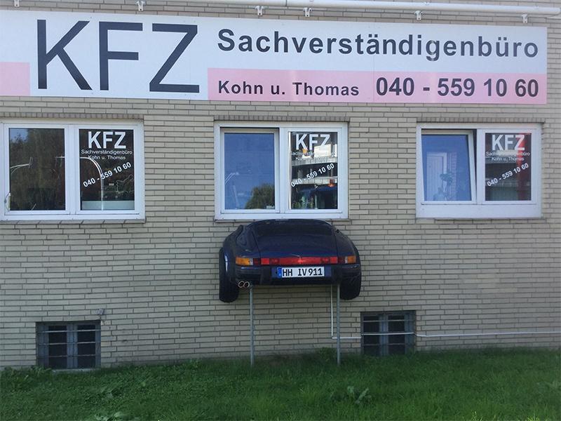 KFZ-Sachverständigenbüro Kohn und Thomas Inh. Michael Kohn