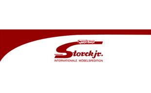 Logo von Bernhard Storck Jr. GmbH Möbeltransporte