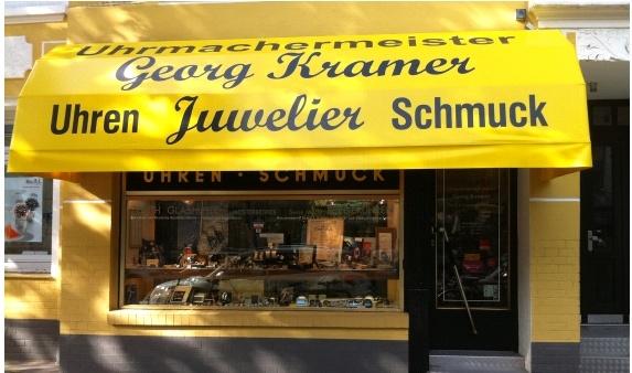 Kramer, Georg aus Hamburg
