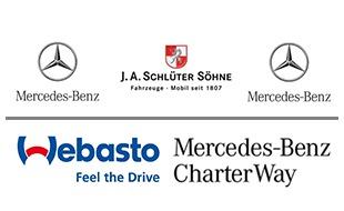 J.A. Schlüter Söhne Nutzfahrzeuge Mercedes-Benz Transporter und LKW-Service -