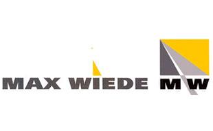 Logo von Max Wiede GmbH & Co.KG Straßenbau