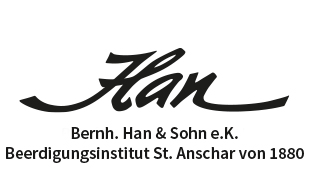 Beerdigungsinstitut St. Anschar von 1880 Bernh. Han & Sohn e.K.